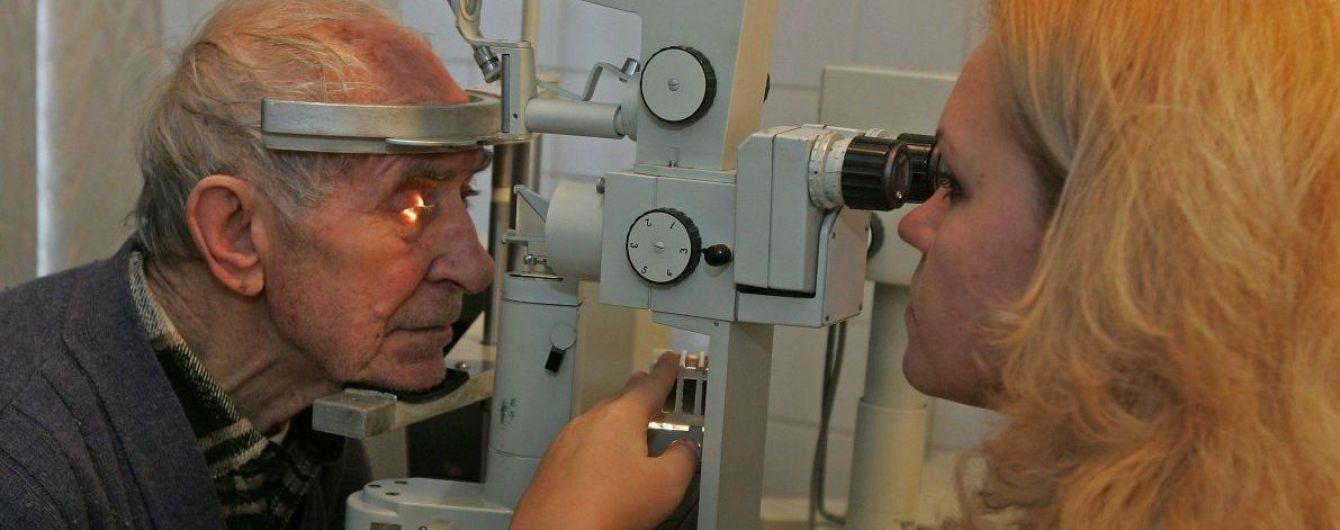 В Киеве в течение недели будут бесплатно проверять зрение. Адреса медучреждений