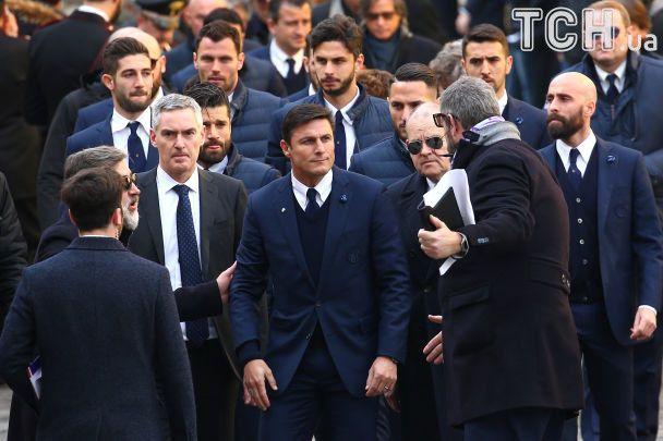 Футбольна Італія проводила в останню путь Давіде Асторі