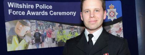 Британський поліцейський, який першим підійшов до Скрипаля, вперше прокоментував своє отруєння
