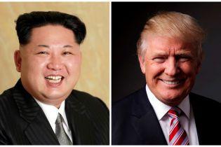 Трамп погодився зустрітися з Кім Чен Ином до травня – південнокорейський посол
