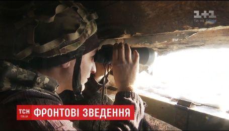 В результате вражеского обстрела на передовой погиб украинский воин