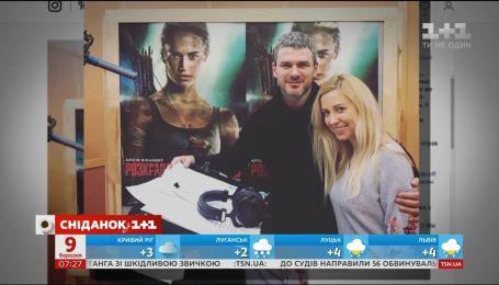 """Тоня Матвиенко и Арсен Мирзоян озвучили героев фильма """"Расхитительница гробниц: Лара Крофт"""""""