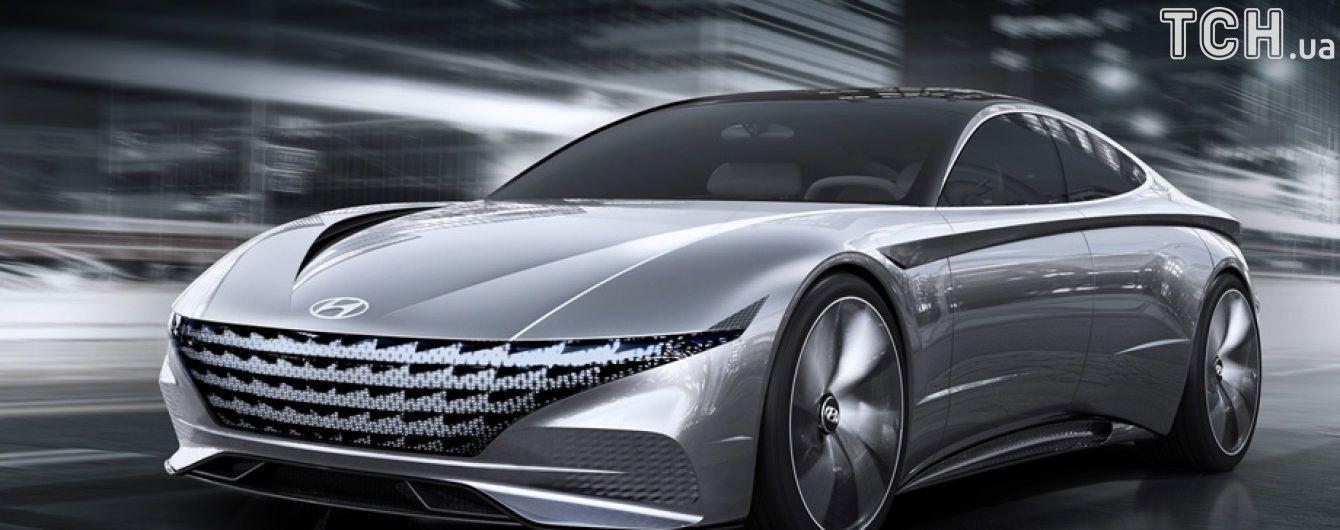 Hyundai открыл новую эру дизайна прототипом с французским именем