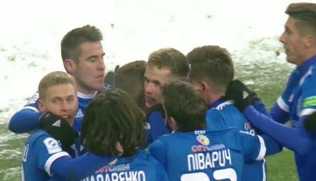 Топ-гол 22-го тура УПЛ. Видео гола Томаша Кендзера