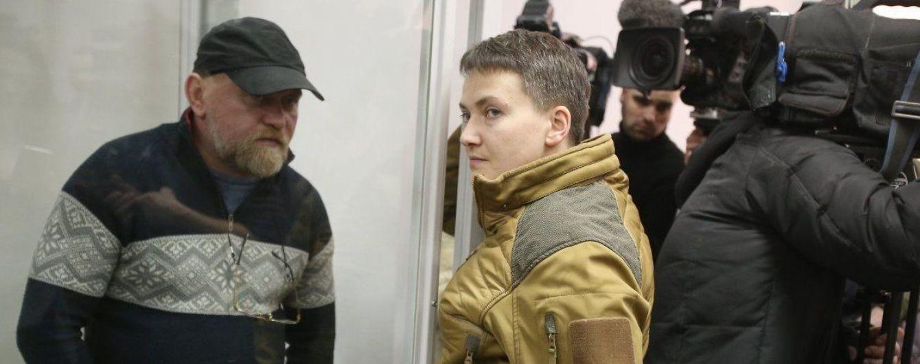 СБУ вызвала на допрос Надежду Савченко. Депутат уехала из страны