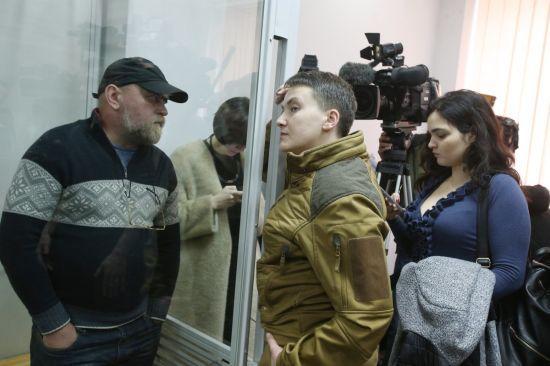 В СБУ скаржаться на відмову Рубана і Савченко свідчити слідству