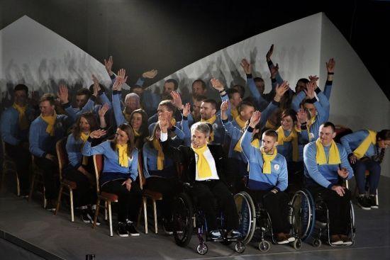 Україна на Паралімпійських іграх 2018: розклад змагань у День1