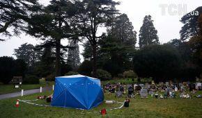 Поліція оточила цвинтар, де поховані дружина і син шпигуна Скрипаля