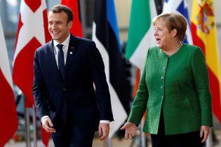 Франція і Німеччина відклали план реформування ЄС, який мали представити у березні