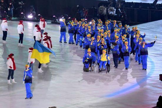 Україна на Паралімпійських іграх 2018: розклад змагань у День 2