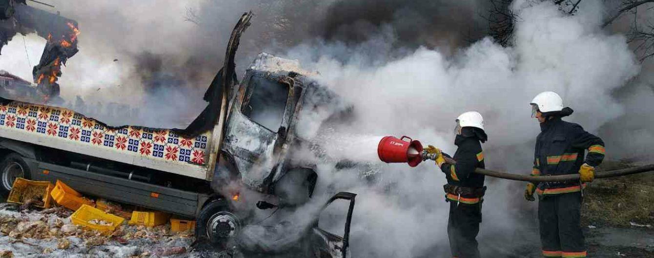 В смертельной аварии на Днепропетровщине с 4 погибшими обвиняют таксиста