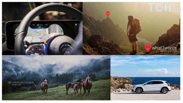 What3Words  Mercedes-Benz