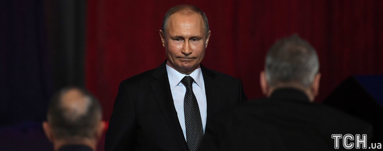 """Путін про повернення Криму: """"з глузду з'їхали"""""""