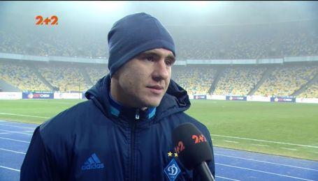 Беседин о победе над Вересом: Каждый футболист понимал, что это игра принципиальная