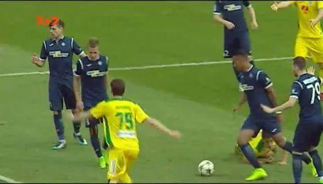 Карпаты - Олимпик - 0:3. Видео матча