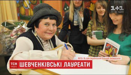 Всю творчість присвятила Україні: Емма Андієвська отримала Шевченківську премію