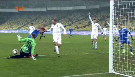 Динамо - Верес - 1:0. Как киевляне взяли реванш на НСК Олимпийский
