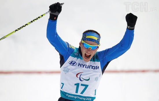 Українці завоювали ще три медалі у третій день Паралімпіади-2018