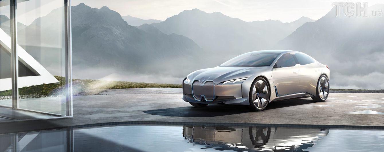 Электрокары BMW смогут проезжать до 700 километров на одном заряде