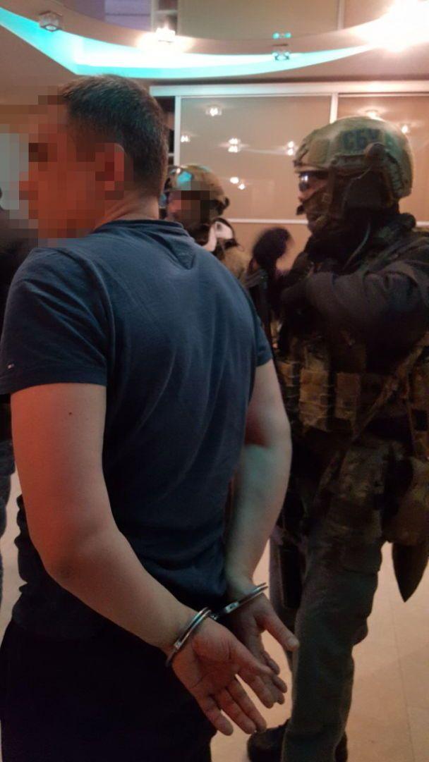 """У Харкові затримали одного з топ-10 платників податків до """"ДНР"""""""