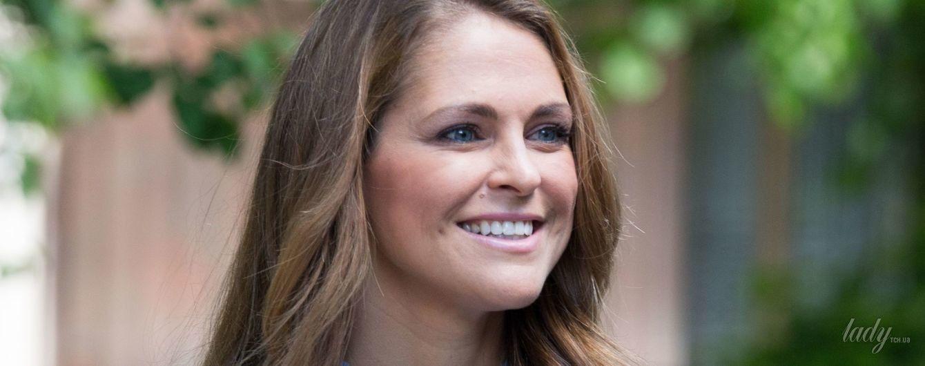 Новорожденной дочери принцессы Мадлен дали красивое имя