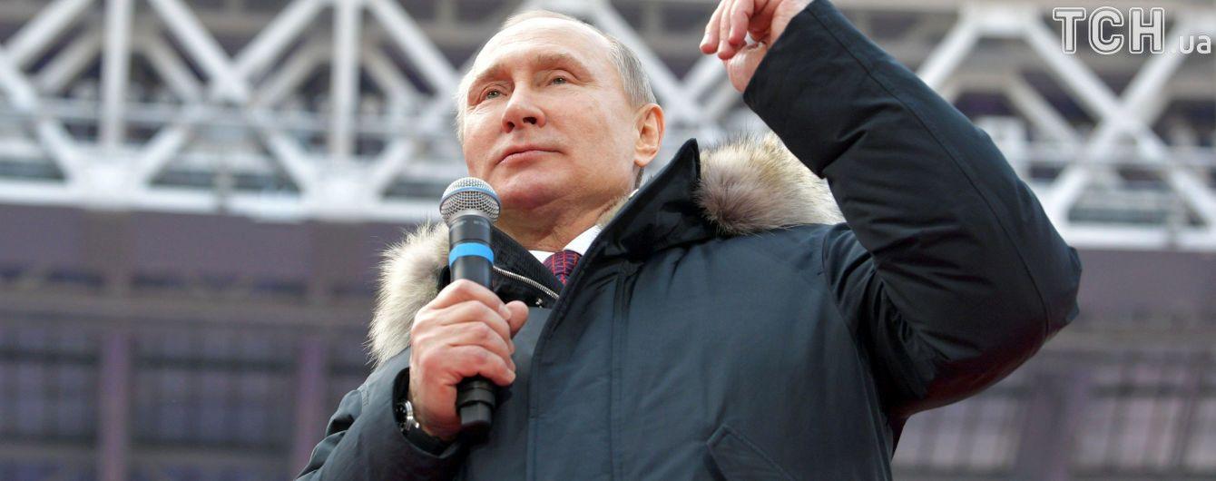 """Путин сказал, что Песков """"иногда несет пургу"""". Представитель Кремля не обиделся"""