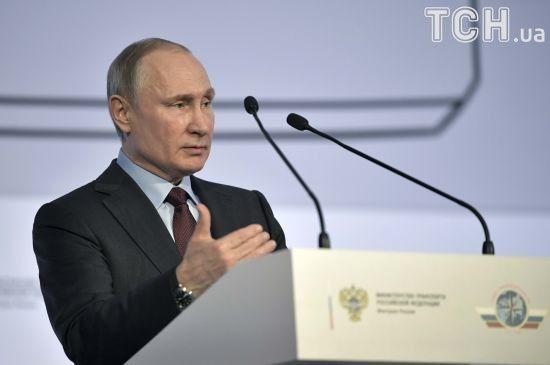 У Німеччині заявили, що давно не вважають Путіна партнером