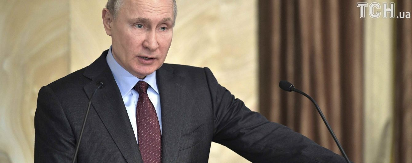 Крим є частиною України: Держдеп США рішуче засудив виступ Путіна на окупованому півострові