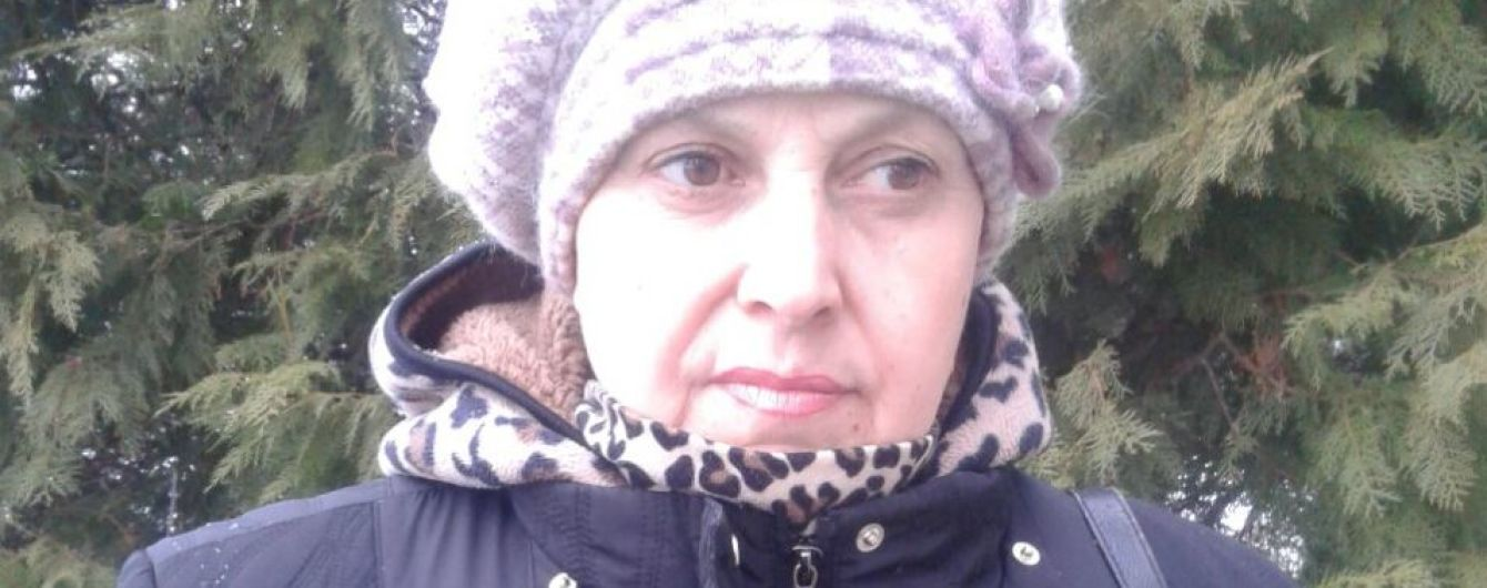 Ольга просить небайдужих людей про допомогу