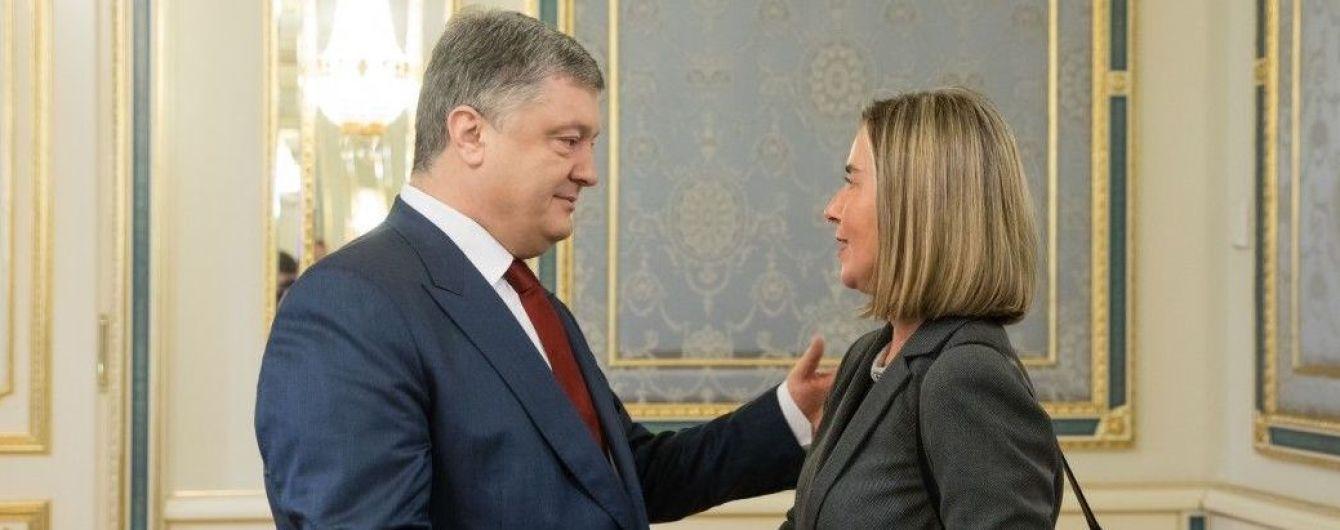 Порошенко знайшов привід розширити санкції ЄС проти Росії