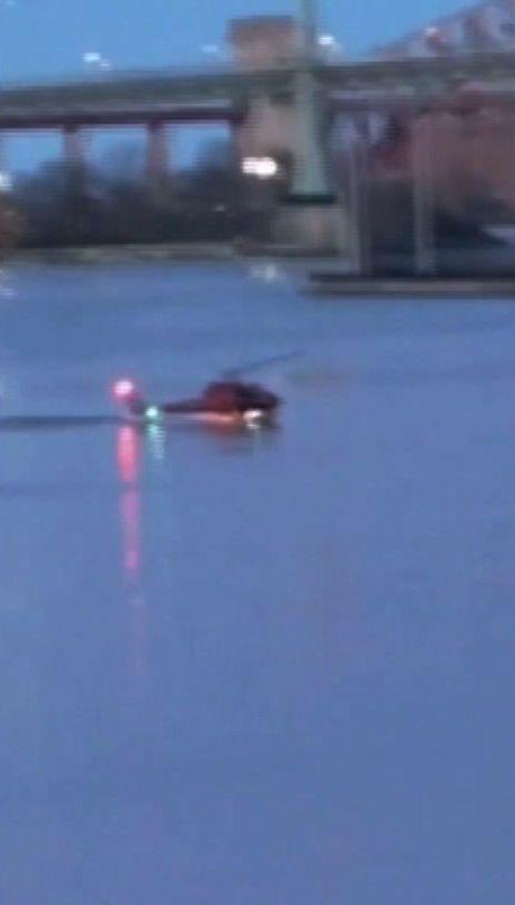 У Нью-Йорку пасажирський вертоліт впав у протоку Іст-Ривер, є загиблі