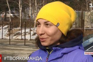 Дважды призер Паралимпиады посвятила свои награды воинам АТО