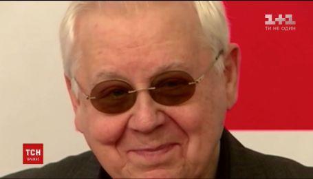 Через хворобу в РФ помер актор Олег Табаков