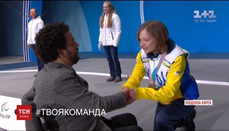 Українська збірна піднялась на третє місце у медальному заліку Паралімпіади
