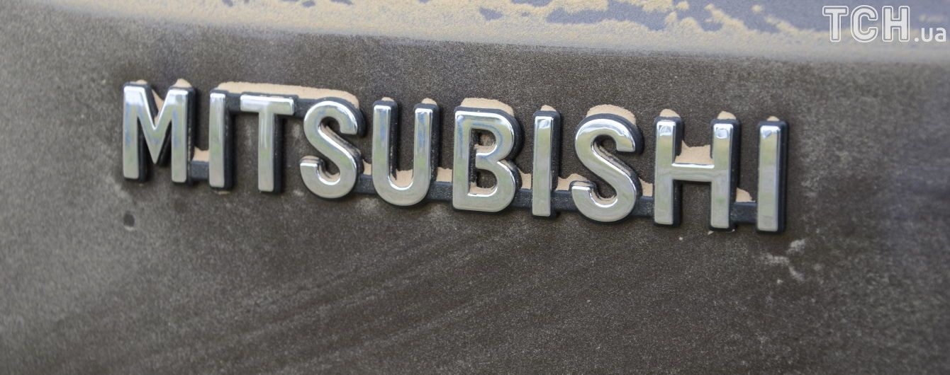 Mitsubishi развивает линейку внедорожников