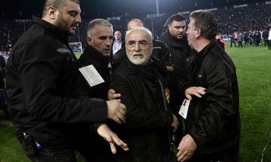 ФІФА може відсторонити Грецію від міжнародних змагань