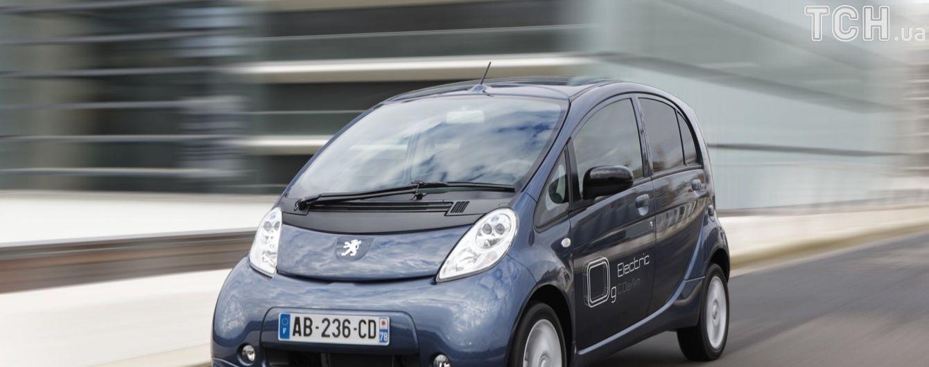 Из электрического субкомпакта Peugeot сделали передвижную кухню