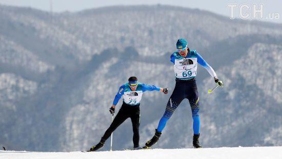 Україна на Паралімпійських іграх 2018: розклад змагань у день 6