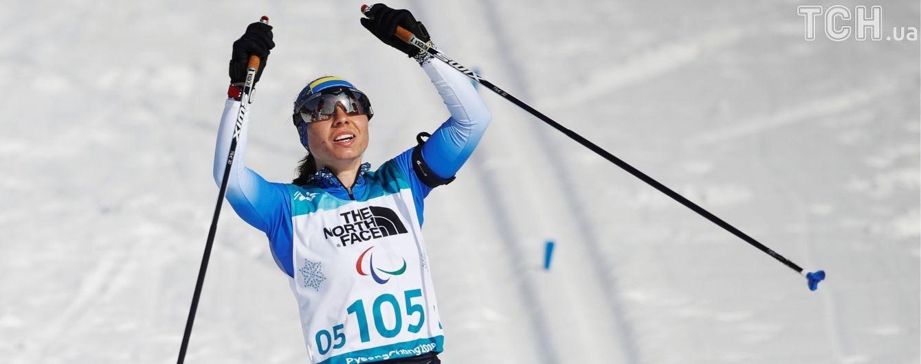 Украина одержала 16-ю медаль на Паралимпиаде