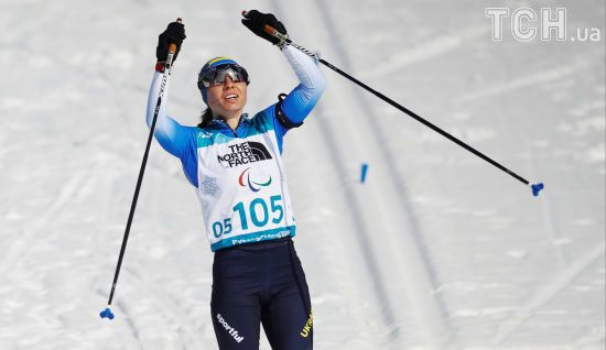 Оксана Шишкова здобула четверту медаль на Паралімпіаді