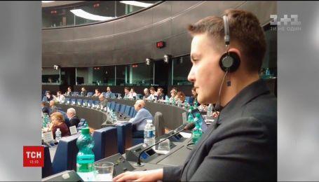 Савченко не отреагировала на вызов СБУ и уехала в Европу