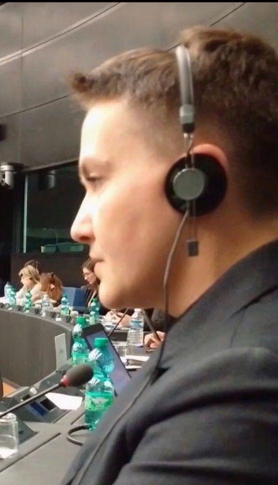 Савченко не відреагувала на виклик СБУ і поїхала до Європи