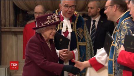 Єлизавета II визнала наречену принца Гаррі членом королівської родини