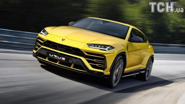 Lamborghini Urus выведет бренд суперкаров на массовый рынок