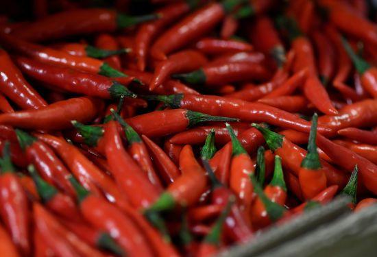 Американець з'їв найгостріший у світі перець і ледве не помер