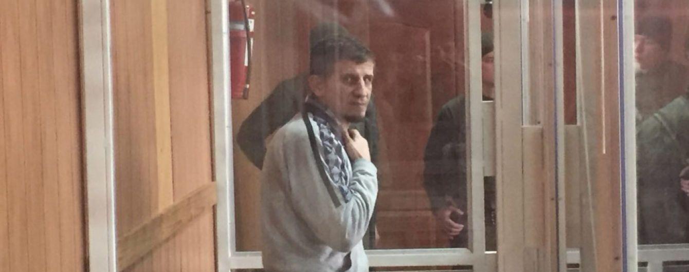 Підозрюваний у розчленуванні інспектора одеського СІЗО розповів, чому скоїв жорстоке вбивство
