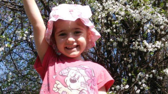 Негайної допомоги потребує 5-річна Даша
