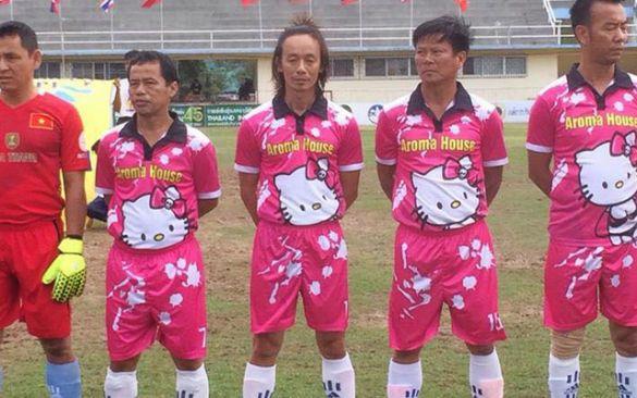 Вьетнамские футболисты