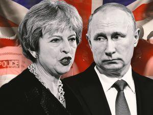 Отруєння Скрипаля: Британія оголосить війну Росії?