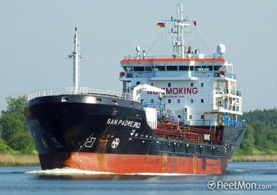 В Нигерии уже полтора месяца находится под арестом судно с 16 украинскими моряками